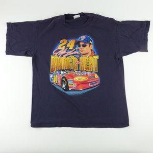 Chase Authentics Men Jeff Gordon 24 T-Shirt A4708